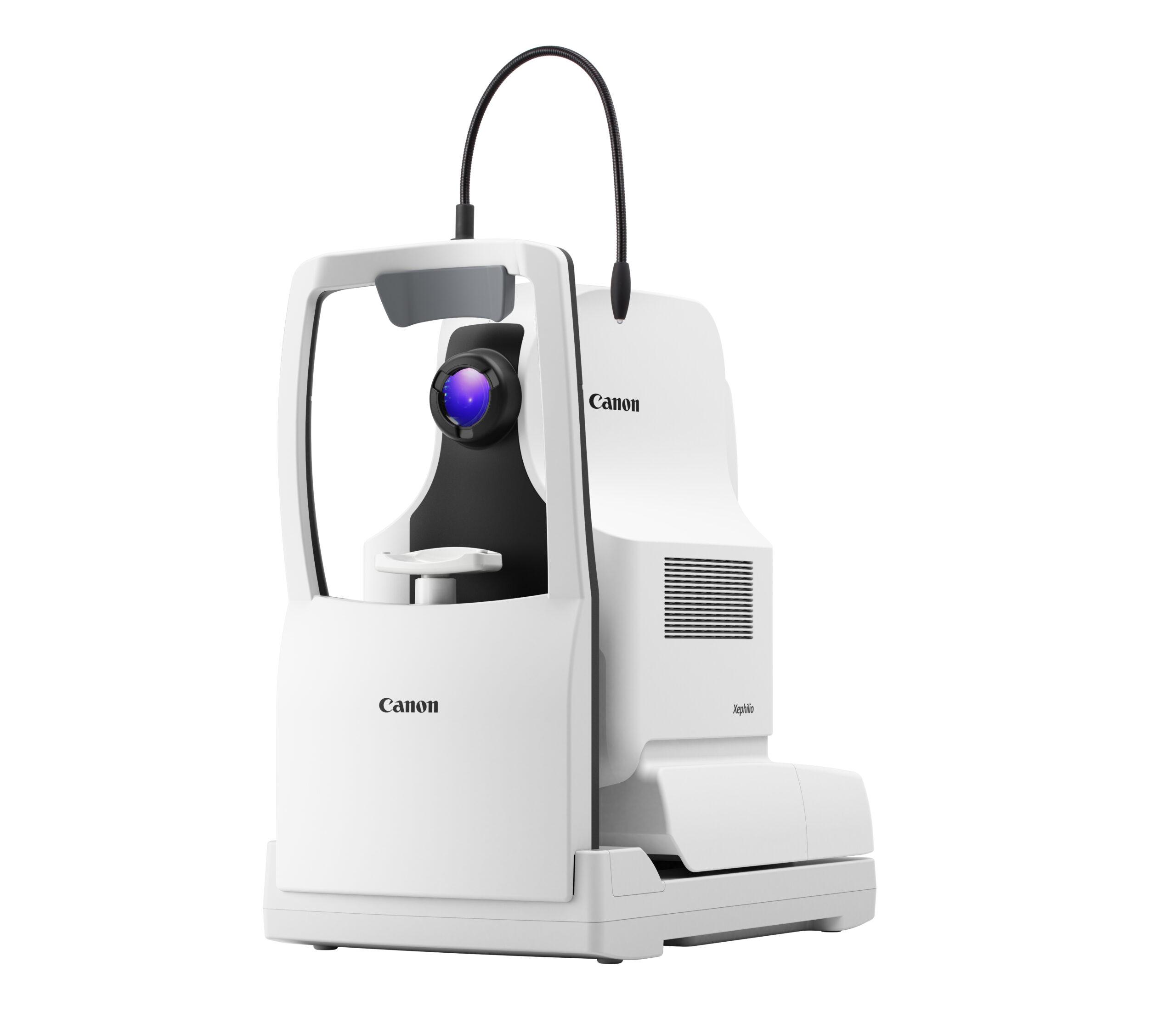 AI搭載の超広角網膜断層・血管造影装置 OCT-S1を導入しています